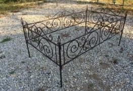 Ограда кованная